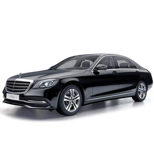 Mercedes Benz S-class Limousine