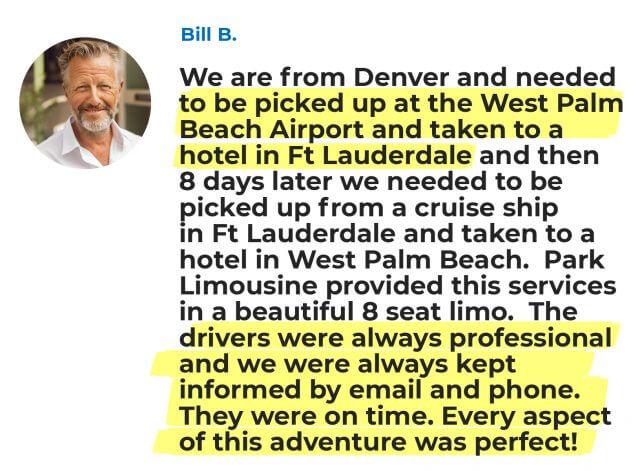 Testimonial Bill