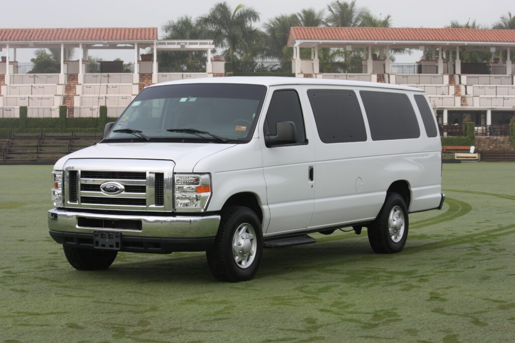 Coral Springs White Ford limousines