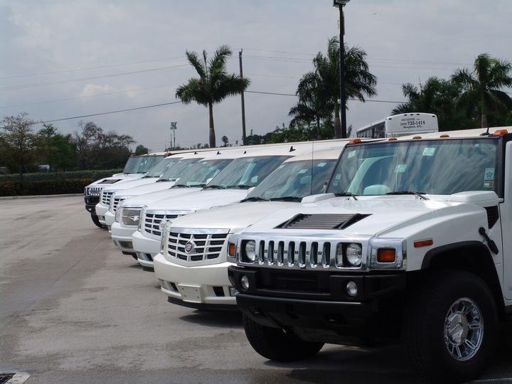 port saint lucie limo service