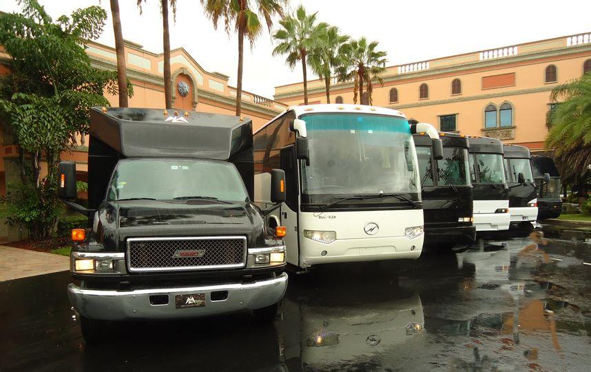 Royal PalmBeach Shuttle Bus
