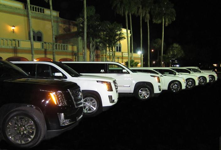 tequesta limo service fleet